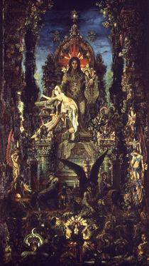 G. Moreau, Jupiter und Semele by AKG  Images