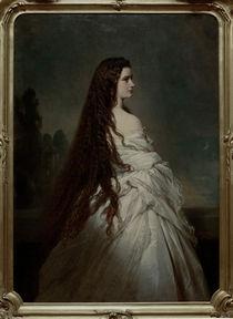 Elisabeth von Oesterreich / Winterhalter von AKG  Images