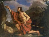 Guercino, Johannes d.Taeufer von AKG  Images