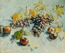 v.Gogh, Stilleben mit Trauben u.a. by AKG  Images