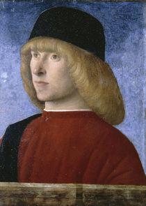 G.Bellini, Bildnis eines Senators von AKG  Images