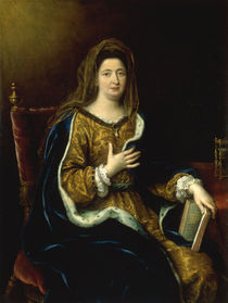 Madame de Maintenon / Pierre Mignard by AKG  Images