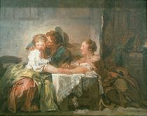 J.H.Fragonard, Der verspielte Einsatz von AKG  Images