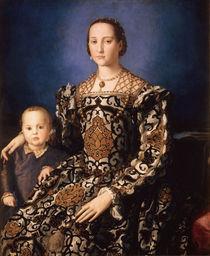 Eleonora von Toledo &Sohn / Bronzino von AKG  Images