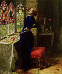 Tennyson, Mariana / Gem.v.Millais by AKG  Images