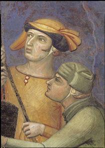 A.Lorenzetti, Verdienstvolle / Siena von AKG  Images