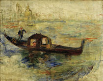 A.Renoir, Gondel in Venedig by AKG  Images