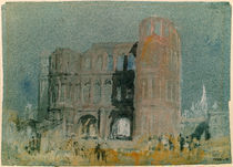 William Turner, Porta Nigra, Trier von AKG  Images