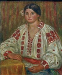 A.Renoir, Die bulgarische Bluse von AKG  Images