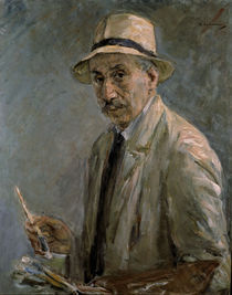 Max Liebermann, Selbstbildnis 1929 by AKG  Images