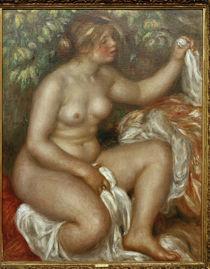 Auguste Renoir, Apres le bain by AKG  Images
