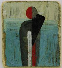 K.Malewitsch, Symbolistische Figur von AKG  Images