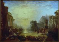 Untergang Karthagos / Gemaelde v.W.Turner by AKG  Images