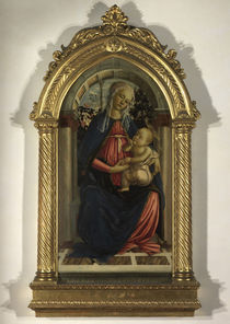 Botticelli, Madonna im Rosenhag von AKG  Images