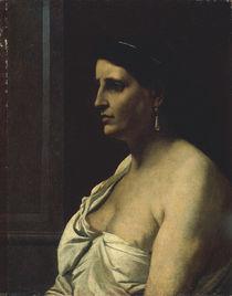 A.Feuerbach, Bildnis einer Roemerin/1866 by AKG  Images