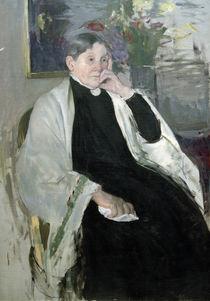 M.Cassatt, Katherine Kelso Cassatt by AKG  Images