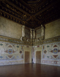 Mantua, Pal.Ducale, Sala dei Marchesi by AKG  Images