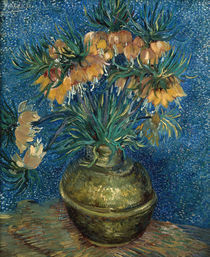 V.van Gogh, Kaiserkronen in Kupfervase by AKG  Images