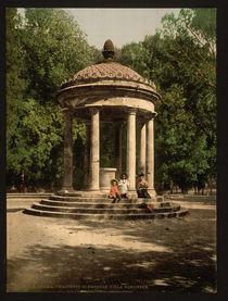 Rom, Villa Borghese, Tempietto di Diana by AKG  Images