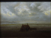 C.D.Friedrich, Nebelschwaden von AKG  Images