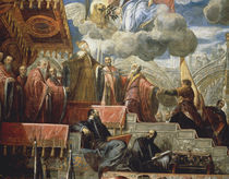 Tintoretto, Triumph des Niccolo da Ponte by AKG  Images