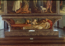 Gruenewald, Isenheimer Altar, Predella von AKG  Images