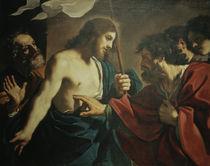 Guercino, Unglaeubiger Thomas von AKG  Images