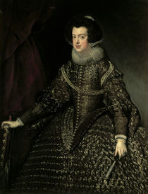 Isabella von Spanien/ Velazquez by AKG  Images