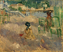 B.Morisot, Strand in Nizza by AKG  Images