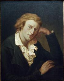 Friedrich Schiller / Gem.v.A.Graff von AKG  Images