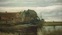 Vincent van Gogh, Wassermuehle bei Gennep von AKG  Images