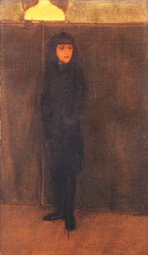 F.Khnopff, Portraet Jules Philippson by AKG  Images