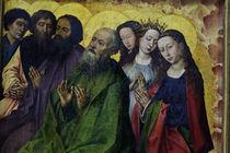 R.van der Weyden, Juengst.Gericht, Fluegel by AKG  Images