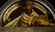Prophet Sacharja /Jan v.Eyck,Genter Alt. von AKG  Images