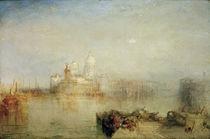 W.Turner, Dogana und S.Maria della Sal. by AKG  Images