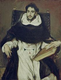 Hortensio Felix Paravicino / El Greco by AKG  Images