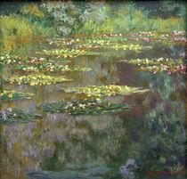C.Monet, Seerosen by AKG  Images