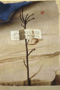 Giovanni Bellini, Signatur by AKG  Images