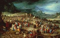 J.Brueghel e.Ae. / Kreuzigung by AKG  Images