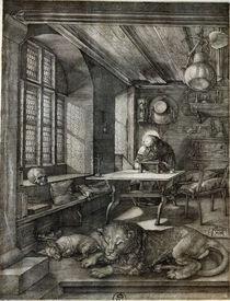 Duerer, Hl.Hieronymus im Gehaeus by AKG  Images