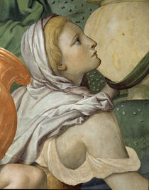 A.Bronzino, Mannalese, Ausschnitt von AKG  Images
