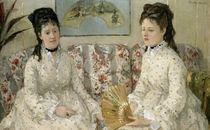 B.Morisot, Die Schwestern von AKG  Images