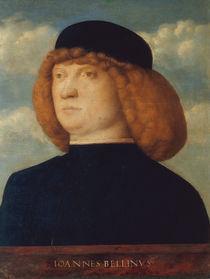 Giov.Bellini, Bildnis eines Edelmannes von AKG  Images