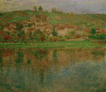 C.Monet, Vetheuil von AKG  Images