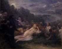 Goethe, Faust,Helena / Fantin Latour by AKG  Images