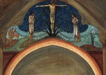 E.Burne Jones, Baum des Lebens von AKG  Images