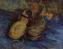 V.van Gogh, Ein Paar Schuhe by AKG  Images