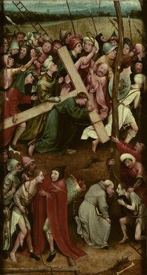 Hieronymus Bosch, Die Kreuztragung von AKG  Images