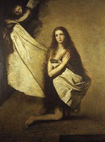 Ribera, Die Heilige Agnes im Gefaengnis by AKG  Images