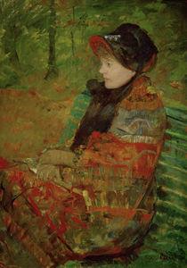 M.Cassatt, Herbst oder Mademoiselle C. by AKG  Images